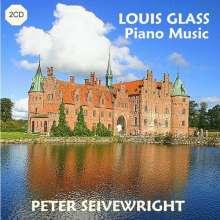Louis Glass (1864-1936): Das Klavierwerk, 2 CDs