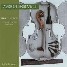 Charles Avison (1709-1770): Concerti grossi op.9 Nr.1-12, 2 CDs
