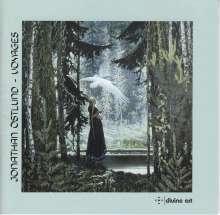 """Jonathan Östlund (geb. 1975): Werke """"Voyages"""", 2 CDs"""