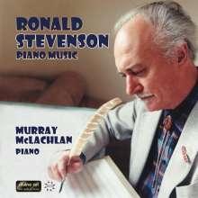 Ronald Stevenson (1928-2015): Klavierwerke, 3 CDs