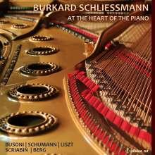 Burkard Schliessmann - At the Heart of the Piano, 3 CDs