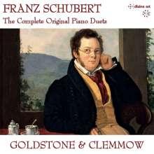 Franz Schubert (1797-1828): Die Klavierwerke zu vier Händen Vol.1-7, 7 CDs