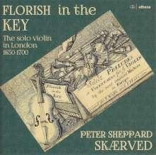 Peter Sheppard Skaerved - Florish in the Key, CD
