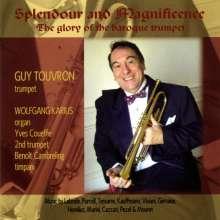 """Musik für Trompete & Orgel """"Splendour and Magnificence"""", CD"""