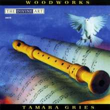 Tamara Gries - Woodworks, CD