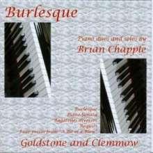 Brian Chapple (geb. 1945): Klavierwerke, CD