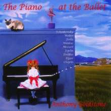 Anthony Goldstone - The Piano at the Ballet, CD