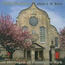 David Hamilton plays J.S.Bach, CD