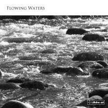"""Luke Whitlock (geb. 1978): Kammermusik """"Flowing Waters"""", CD"""