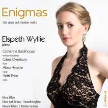 Edward Elgar (1857-1934): Enigma Variations op.36 für Klavier, CD