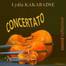 """Lydia Kakabadse (geb. 1955): Kammermusik für Streicher """"Concertato"""", CD"""