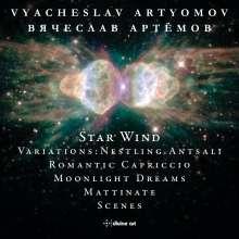 Vyacheslav Artyomov (geb. 1940): Star Wind, CD