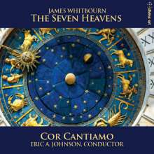James Whitbourn (geb. 1963): The Seven Heavens, CD