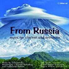 Ian Scott - From Russia, CD