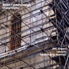 Brian Ferneyhough (geb. 1943): Chorwerke, CD