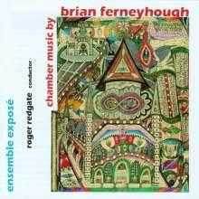 Brian Ferneyhough (geb. 1943): Kammermusik, CD