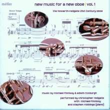 New Music For A New Oboe, CD
