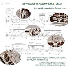New Music For A New Oboe Vol.2, CD