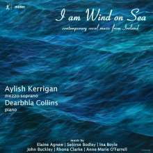 Aylish Kerrigan - I am Wind on Sea, CD