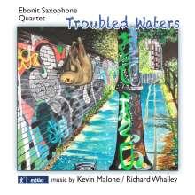 Ebonit Saxophone Quartet - Troubled Waters, CD