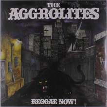 The Aggrolites: Reggae Now! (Blood Red/Black Galaxy Vinyl), LP