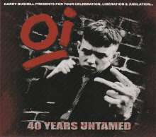 Oi! 40 Years Untamed, LP