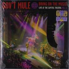 Gov't Mule: Bring On The Music: Live At The Capitol Theatre Vol.3 (180g) (Purple/Yellow Vinyl), LP