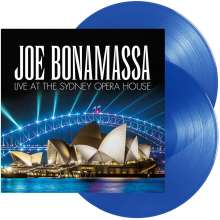 Joe Bonamassa: Live At The Sydney Opera House (180g) (Blue Vinyl), 2 LPs