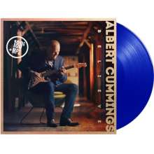 Albert Cummings: Believe (180g) (Limited Edition) (Translucent Blue Vinyl), LP