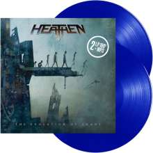 Heathen: The Evolution Of Chaos (10th Anniversary) (180g) (Limited Edition) (Blue Vinyl), 2 LPs