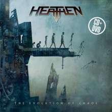 Heathen: The Evolution Of Chaos (10th Year Anniversary Edition), 1 CD und 1 DVD