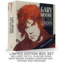 Gary Moore: Live From London (Limited Edition Box Set), 2 CDs
