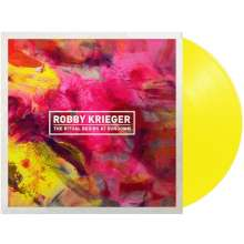Robby Krieger: The Ritual Begins At Sundown (180g) (Limited Edition) (Yellow Vinyl), LP