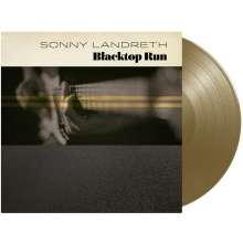 Sonny Landreth: Blacktop Run (180g) (Limited Edition) (Gold Vinyl), LP
