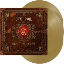Ayreon: Electric Castle Live And Other Tales (180g) (Limited Edition) (Gold Vinyl), 3 LPs