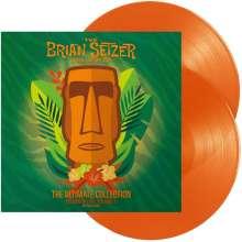 Brian Setzer: The Ultimate Collection Vol. 2 (180g) (Limited Edition) (Orange Vinyl), 2 LPs