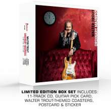 Walter Trout: Ordinary Madness (Limited Edition) (Boxset), CD