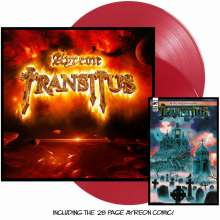 Ayreon: Transitus (180g) (Limited Edition (Red Vinyl ) (+ 28-seitiges Comicbuch), 2 LPs