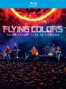 Flying Colors: Third Stage: Live In London, Blu-ray Disc