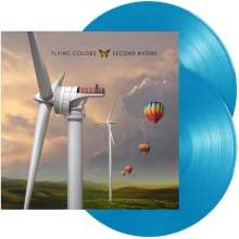 Flying Colors: Second Nature  (180g) (Light Blue Re-Issue), 2 LPs
