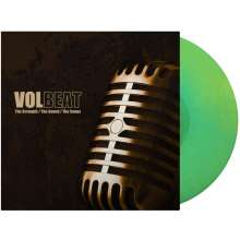 Volbeat: The Strength / The Sound / The Songs (180g) (Limited Edition) (Glow In The Dark Vinyl), LP