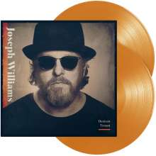 Joseph Williams (Toto): Denizen Tenant (180g) (Orange Vinyl), 2 LPs