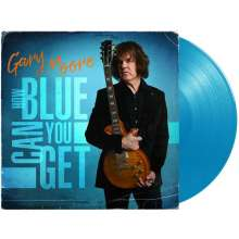 Gary Moore: How Blue Can You Get (180g) (Limited Edition) (Light Blue Vinyl), LP