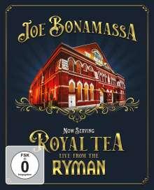 Joe Bonamassa: Now Serving: Royal Tea Live From The Ryman, DVD