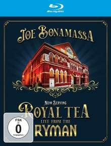 Joe Bonamassa: Now Serving: Royal Tea Live From The Ryman, Blu-ray Disc