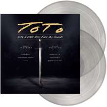 Toto: With A Little Help From My Friends (Transparent Vinyl), 2 LPs