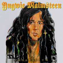 Yngwie Malmsteen: Parabellum (180g) (Limited Edition) (Transparent Red Vinyl), 2 LPs