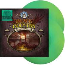 Black Country Communion: Black Country Communion (180g) (Limited Edition) (Glow In The Dark Vinyl), 2 LPs