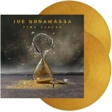 Joe Bonamassa: Time Clocks (180g) (Limited Edition) (Gold Vinyl), 2 LPs