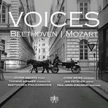 Voices - Beethoven / Mozart, CD